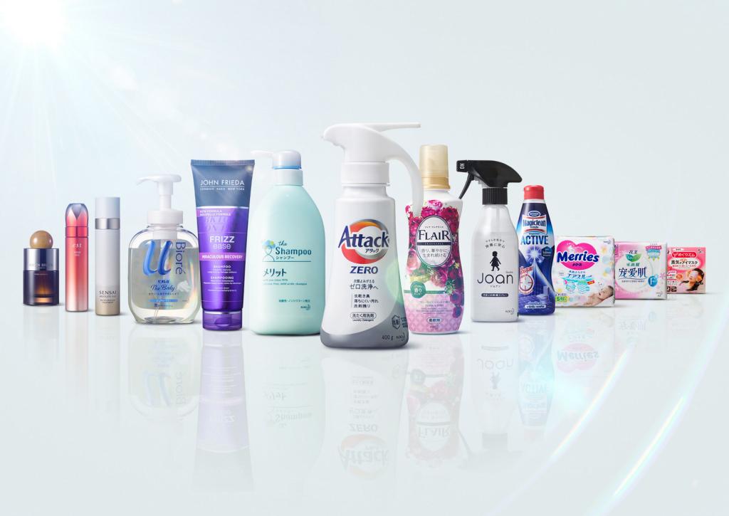 สินค้าอนามัยและผลิตภัณฑ์ทำความสะอาด